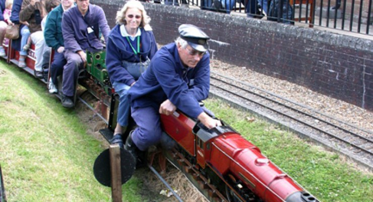 Stoke Park Railway Gala Weekend