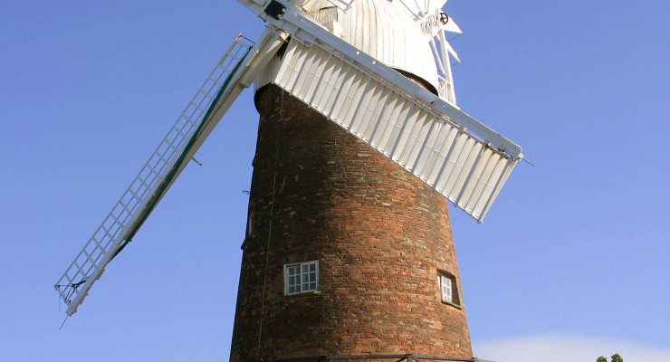 Green's Windmill & Science Centre
