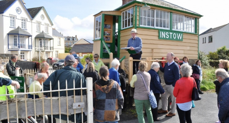 Instow Signal Box