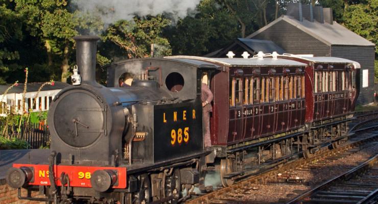 Mid-Suffolk Light Railway 2020