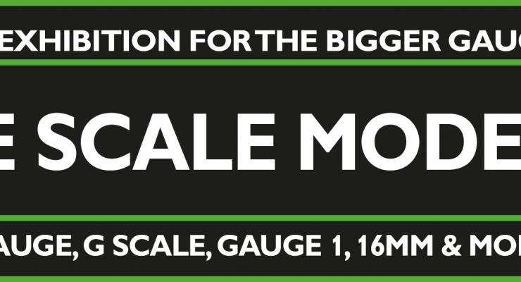 Midlands Garden Rail Show, Large Scale Model Rail