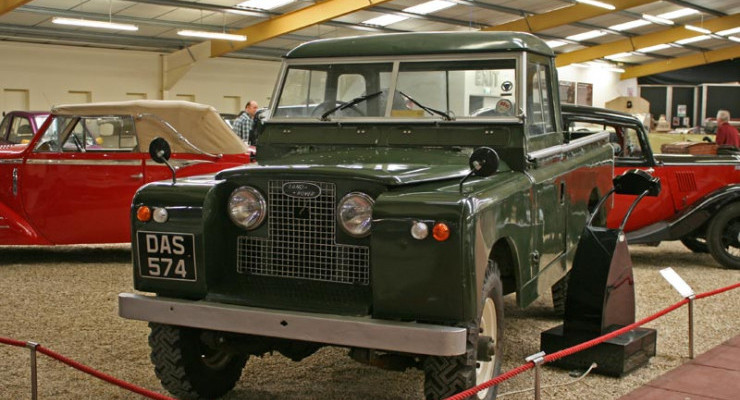 Celebration of Land Rover