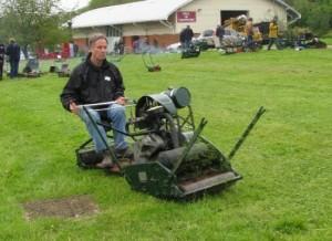 Lawnmower Day
