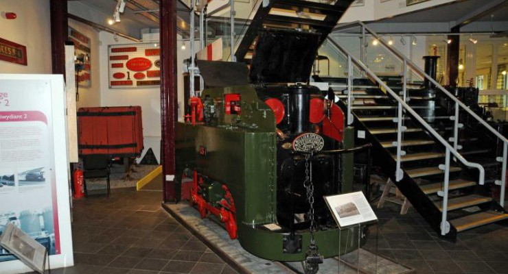 The Narrow Gauge Railway Museum