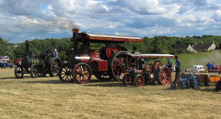 Northleach Steamshow