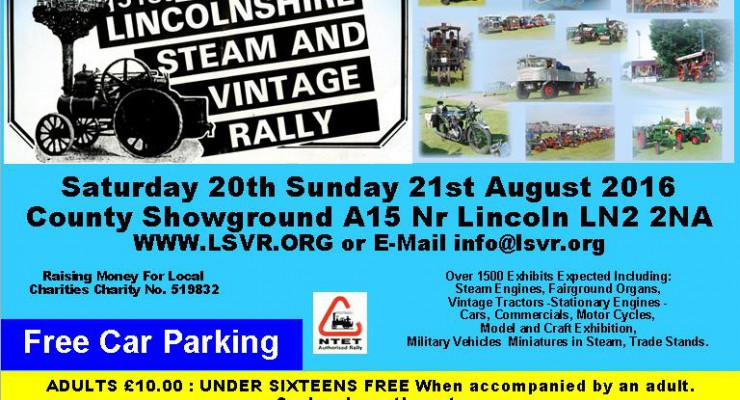 Lincolnshire Steam & Vintage Rally