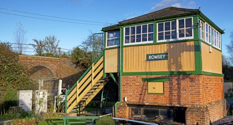 Romsey Signal Box