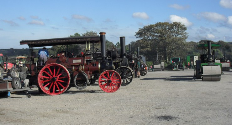 Cornish Steam & Country Fair