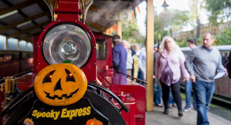 Spooky Express