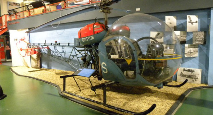 Museum of Army Flying (2019)