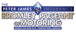 Peter James Insurance Bromley Pageant