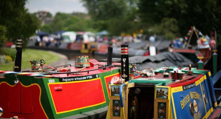Etruria Canals Festival