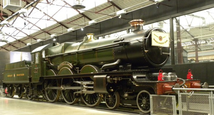Steam – Museum of the Great Western Railway