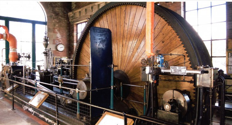 Roberts Mill Engine - 600hp