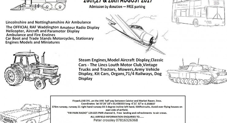 Fir Park Wings & Wheels