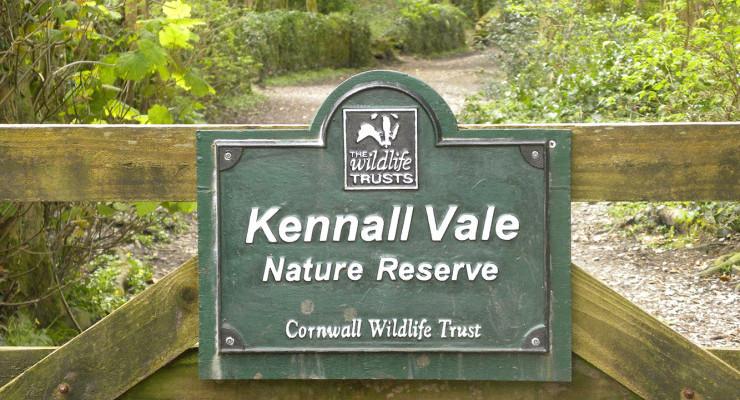 Kennall Vale Gunpowder Mills