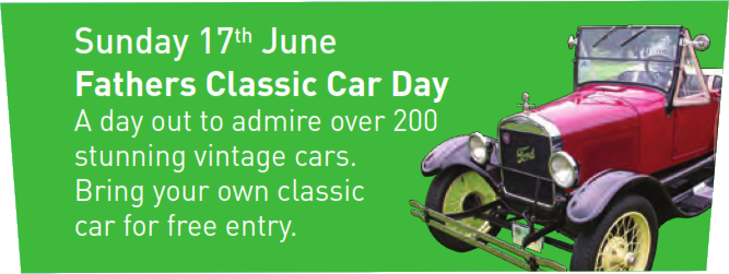 Father's Classic Car Day