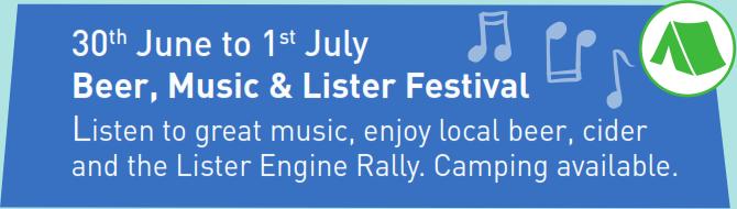 Beer, Music & Lister Festival