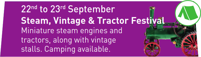 Steam, Vintage & Tractor Festival