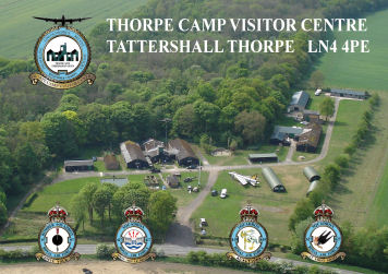 Thorpe Camp Visitor Centre 2020
