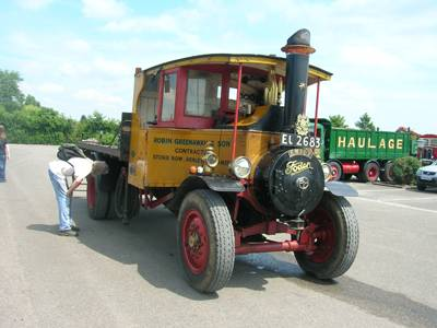 Traction Engine Rally