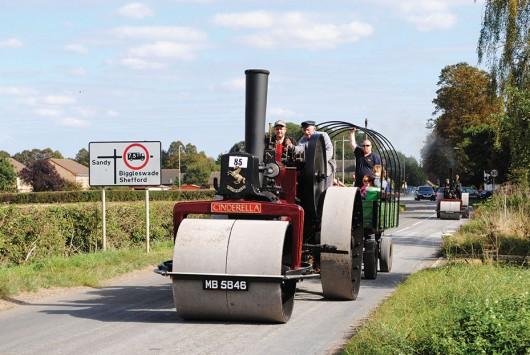 NTET 60th Anniversary Road Run (photo: John Maund)