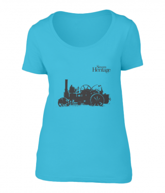 steam-heritage-ploughing-engine-anvil-ladies-sheer-scoop-caribbean-blue.png