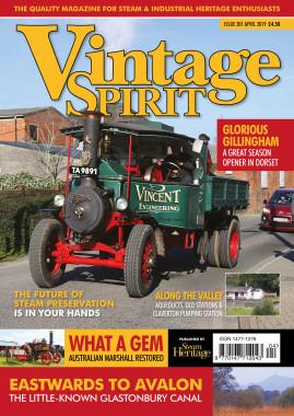 Vintage Spirit April 2019