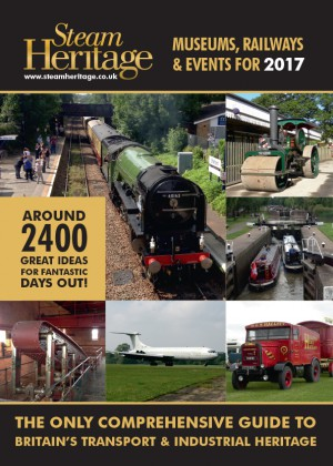 The Steam Heritage Guide Cover
