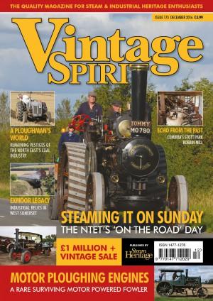 Vintage Spirit Magazine December 2016