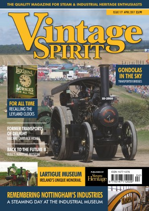 Vintage Spirit Magazine April 2017