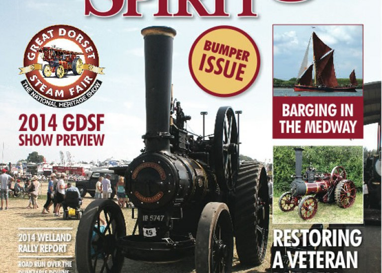 Vintage Spirit Magazine September 2014