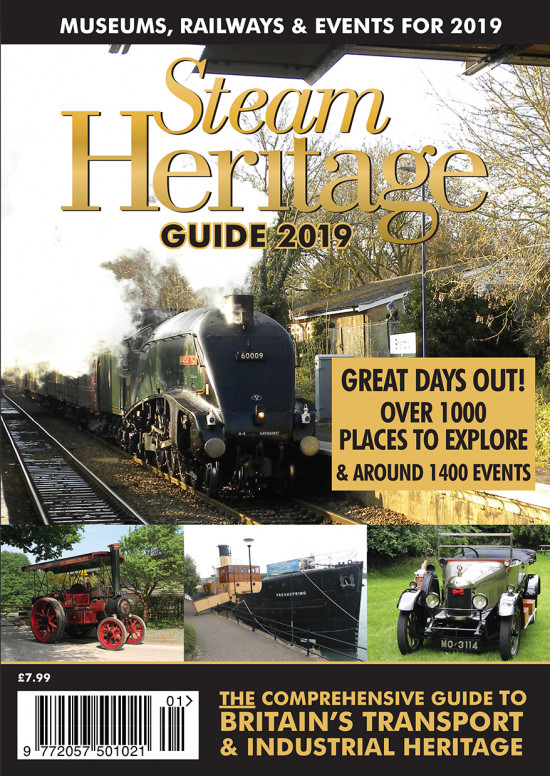 Steam Rallies, Country Shows, Vintage and Museum Events