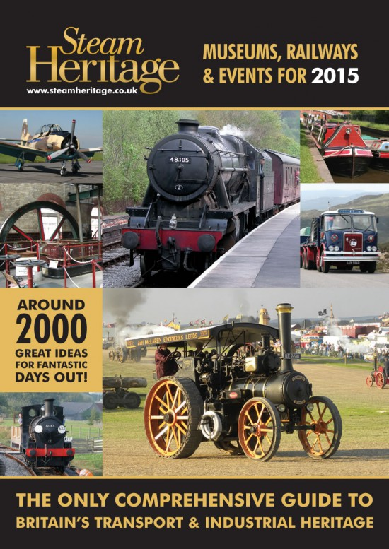 Steam Heritage Guide 2015