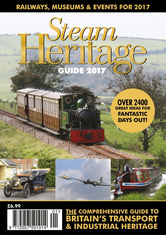Steam Heritage Guide 2017