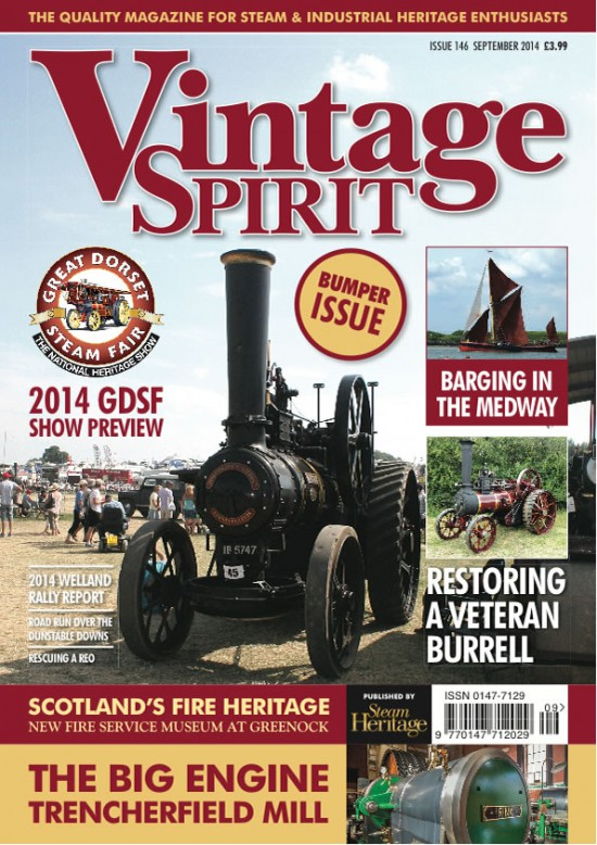 Vintage Spirit September 2014