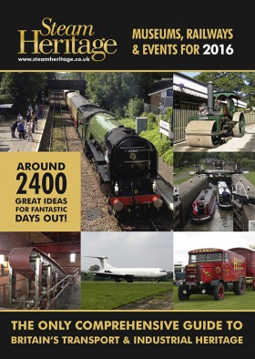 Steam Heritage Guide Cover